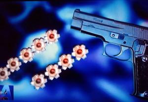 På grund av pistolpipans skruvformade räffling får kulorna en hög rotationshastighet och sågar sig genom människokroppen, trasar sönder och gör maximal skada.