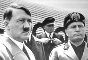 Adolf Hitler använde liksom Ingemar Skogö ett kemiskt medel vilket resulterade i människors död. Hitler lagfördes inte.